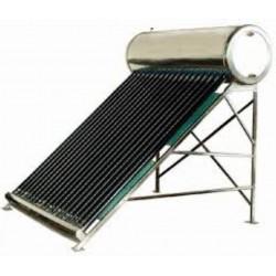 Panou solar presurizat compact INTEGRAL INOX 9 tuburi vidate boiler 100 litri