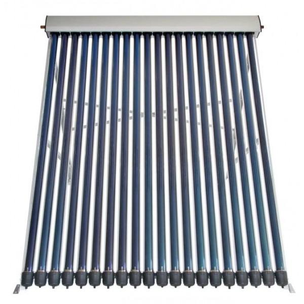 Colector solar 20 tuburi vidate heat-pipe