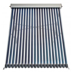 Colector solar 24 tuburi vidate heat-pipe