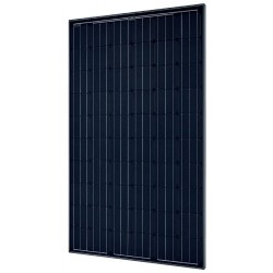 Panou solar fotovoltaic 280 Wp SolarWorld Sunmodule Plus SW 280 mono black