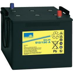 Baterie solara Sonnenschein Solar S12 130Ah