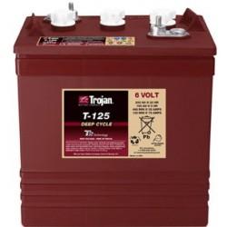 Baterie solara Trojan T-125