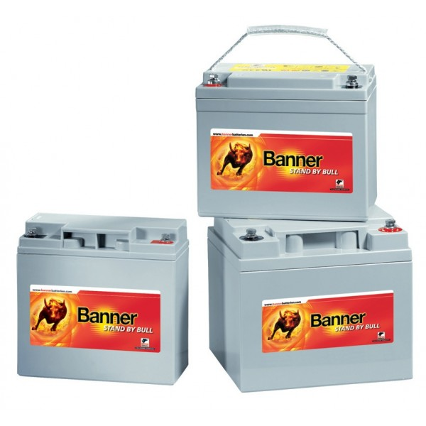 Baterie solara Banner GiVC 12-44