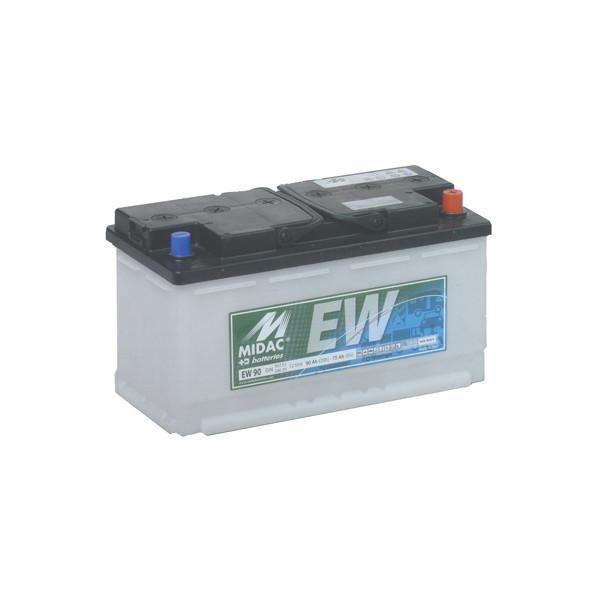 Baterie solara Midac 12 MFB 75