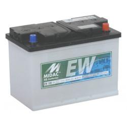 Baterie solara Midac 12 MFB 80