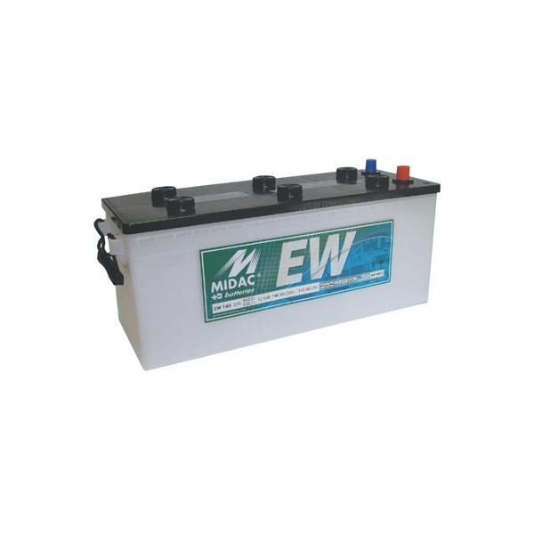 Baterie solara Midac 12 MFB 115