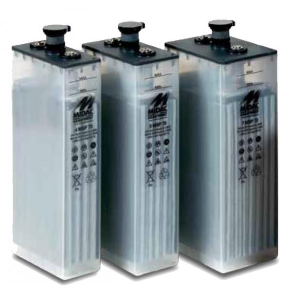 Baterie solara Midac 3 MSP 55