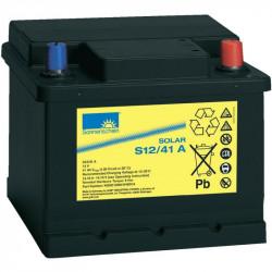 Baterie solara Sonnenschein Solar S12 41Ah