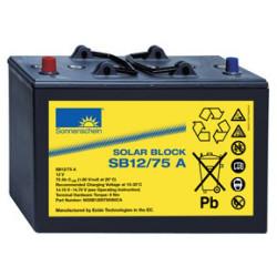 Baterie solara Sonnenschein Solar Block SB12 75Ah