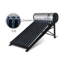 Panou solar cu 12 tuburi vidate si boiler presurizat 150 litri Suntask A9H12