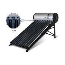 Panou solar cu 8 tuburi vidate si boiler presurizat 100 litri Suntask A9H8