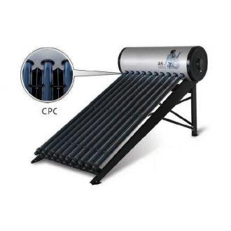 Panou solar presurizat cu 8 tuburi vidate si boiler 100 litri Suntask A9H8