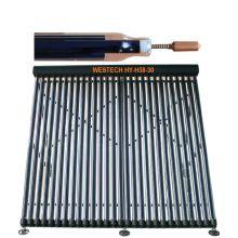 Panou solar 30 tuburi vidate heat-pipe cu oglinda CPC integrata Westech HY-H58-30