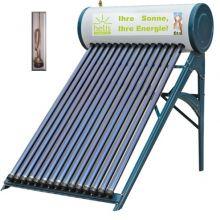 Panou solar cu 15 tuburi vidate si boiler presurizat 140 litri Helis JDL-HP15-58/1.8
