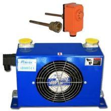 Radiator hidraulic Risen AH 0608T-CA cu termostat de imersie 0 - 90 gr.C