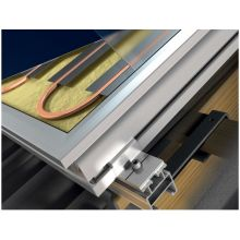 Sistem de montaj pentru acoperis cu tigla Thermic Energy FK 253 HA-4A-SW