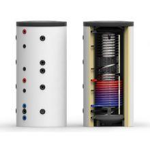 Puffer igienic cu o serpentina SOLAR Thermic Energy N-SKS-1W 1500