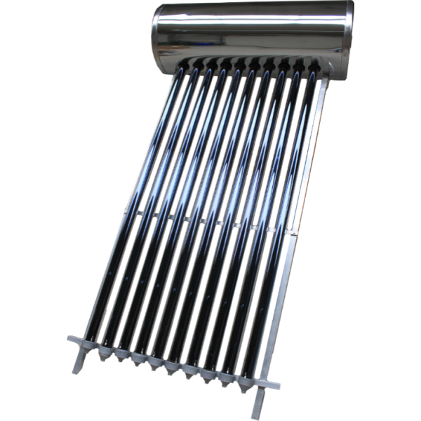 Panou solar presurizat compact Panosol 185 SP cu 15 tuburi vidate si boiler 185 litri