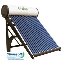 PANOU SOLAR VISION CU TUB VIDAT -150l