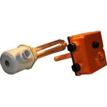 Kit rezistenta electrica cu termostat 4.5kW 400V