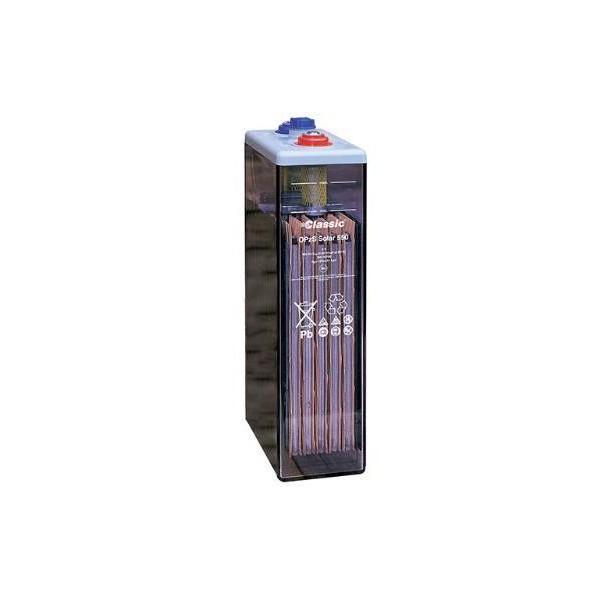 Baterie solara Exide Classic OPzS Solar 2500