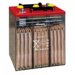 Baterie solara Exide Classic OPzS Solar 280